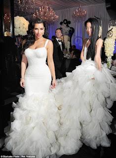 Matrimonio kim kardashian foto degli abiti nuziali di vera for Patrizia rossetti marito