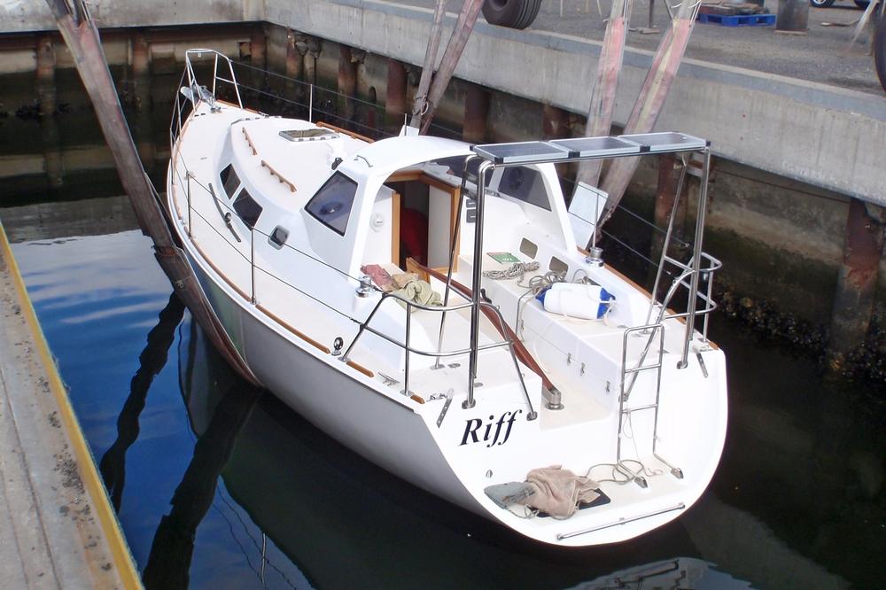 Dudley Dix Yacht Design: New Didi 34 Downunder