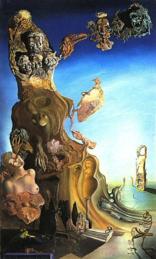 the childhood achievements and influence of artist salvador dali Famous surrealist painter salvador dali was born in 1904 in figueres, spain dali was encouraged to explore his artistic talents from an early age.