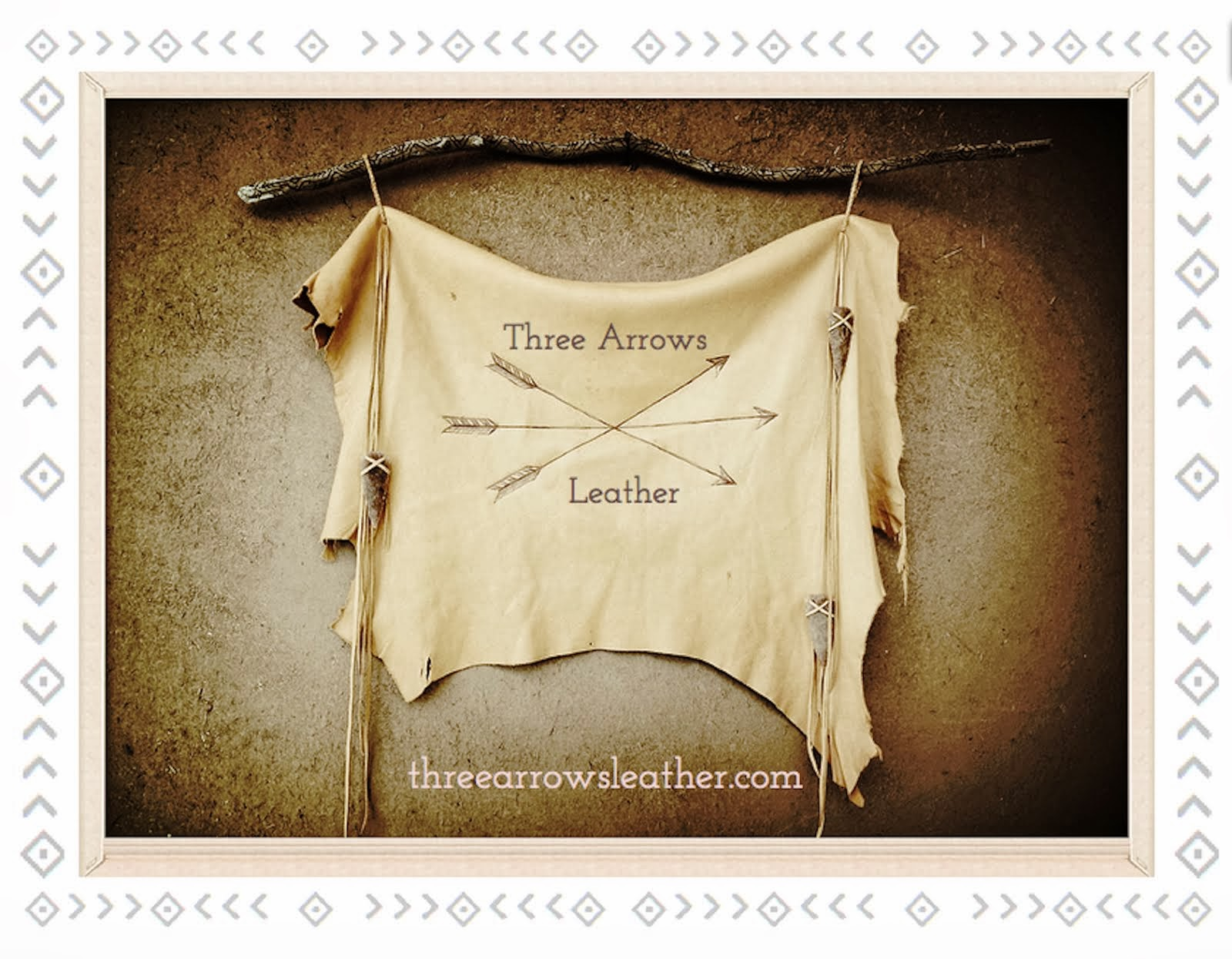 Shop Three Arrows Leather