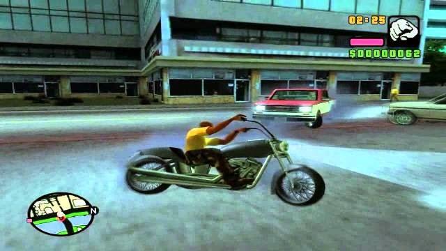 GTA Vice City Stories PC Gameplay