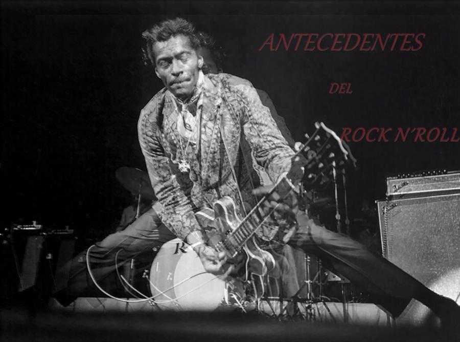 Antecedentes del rock
