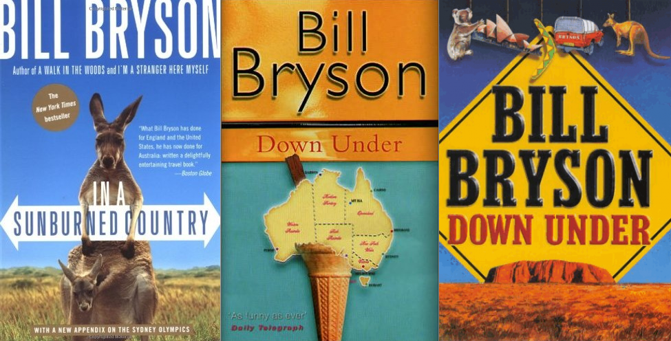 bill bryson down under A short excerpt from in a sunburned country (2001)  bill bryson on cricket [excerpt from 'down under'] - duration:  bill bryson on the life and times of the thunderbolt kid - duration: .