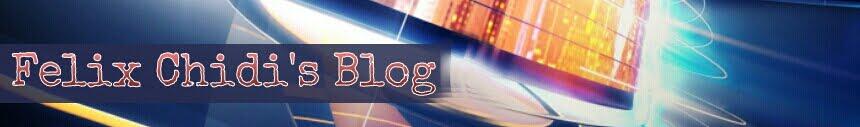 Felix Chidi's Blog