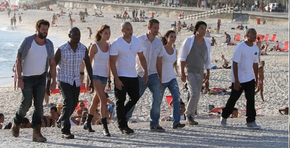 fast five movie cast. sandwichjohnfilms: Fast Five
