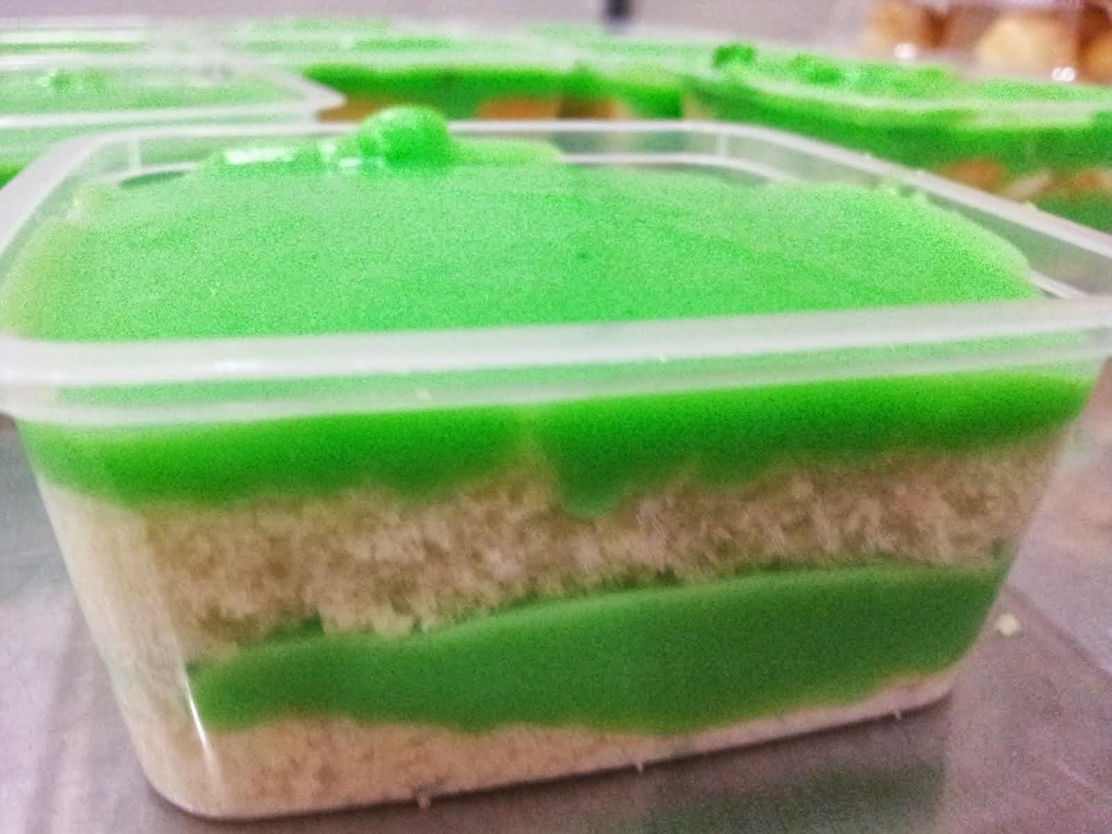 pandan layer kek ~ RM 3.50~