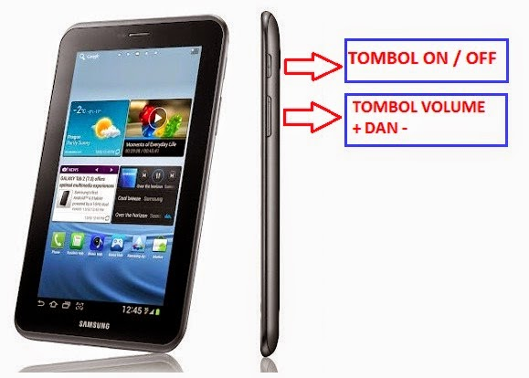 samsung galaxy tab 3 how to take a screenshot