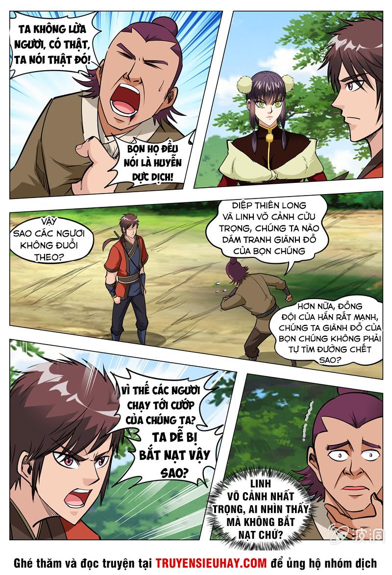 Đại Kiếm Thần chap 151 - Trang 6