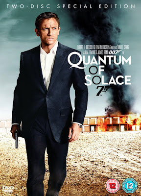 James Bond Quantum of Solace (2008)