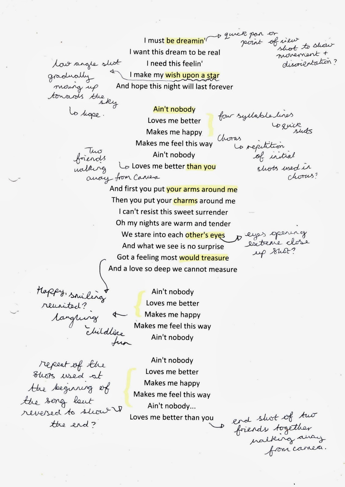 song lyric analysis Songs are poetry project songs are poetry put to music listen carefully to your favorite artists and choose a song that is a good poem remember that this is an english class, so.
