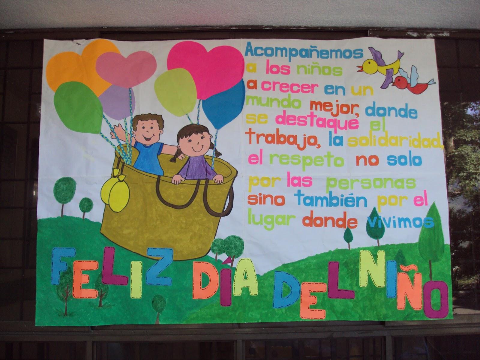 Carteleras del respeto para preescolar liceo infantil la for Modelos de carteleras escolares