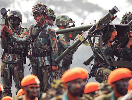TNI AU Gelar Latihan di Natuna