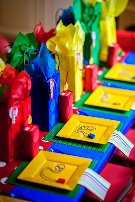 decoration de table pour anniversaire