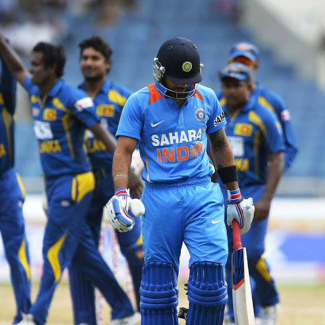 India Vs Sri Lanka do-or-die situation for Indians