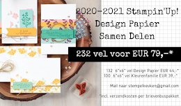 2020-2021 Designer Series Paper Shares