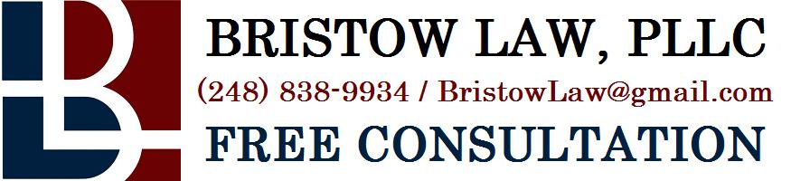Attorney Kyle Bristow, Michigan Dog Bite Lawyer