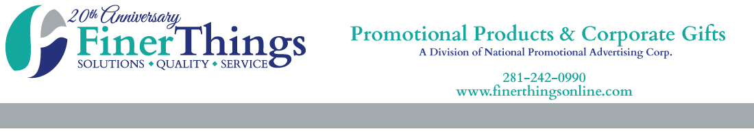 The Houston Promotional Products Blog
