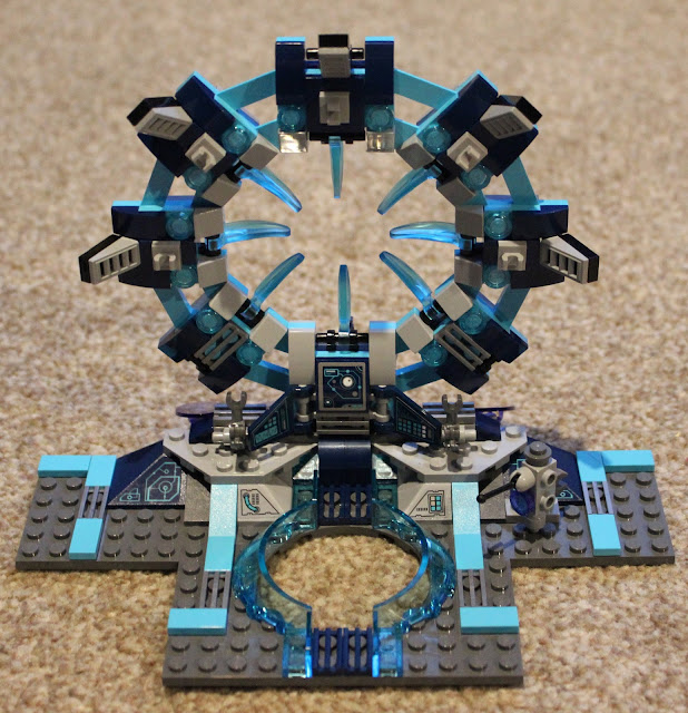 Lego Dimensions - completed Lego portal