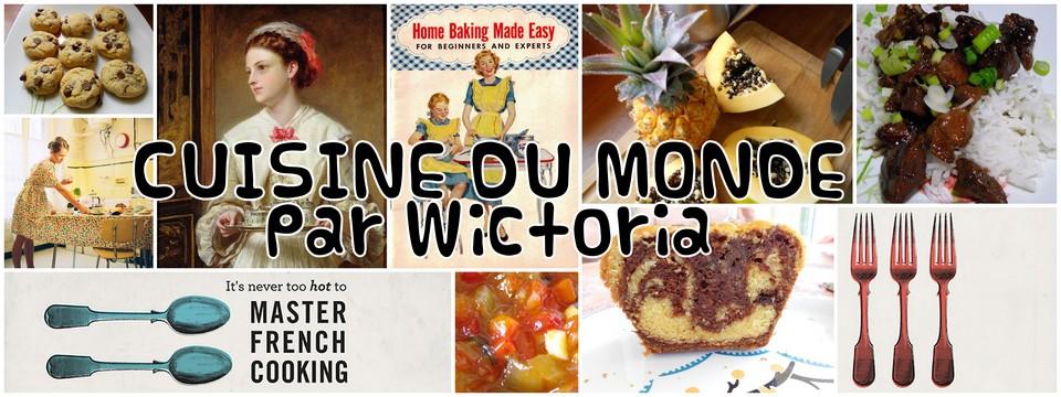 Cuisine du monde par Wictoria