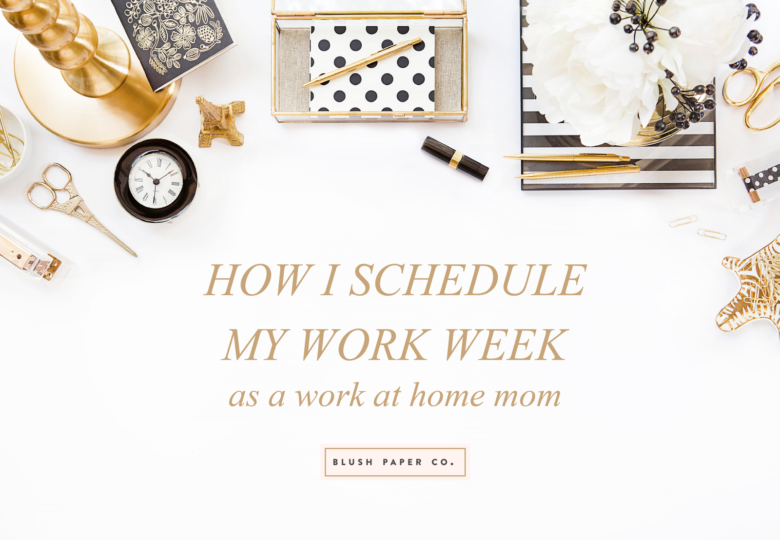 how i schedule my work week - Pittsburgh Luxury Wedding Invitations ...