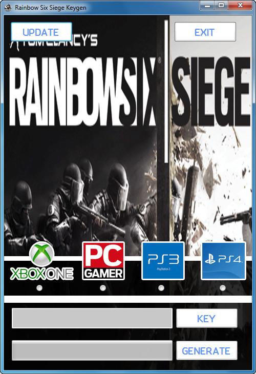 rainbow six siege cd key free