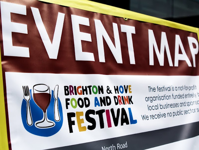 Brighton and Hove Food and Drink Festival 2012
