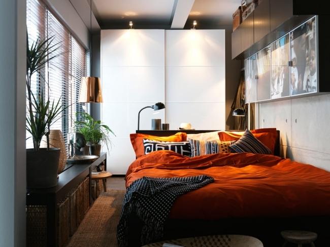decorar dormitorios pequeos