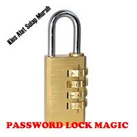 alat,sulap,password,lock,murah,bogor