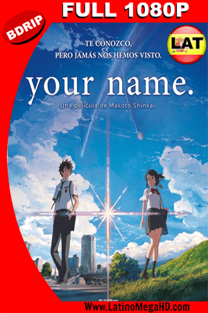 Your Name (2016) Latino Full HD BDRIP 1080P ()