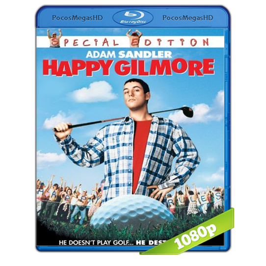 Happy Gilmore (1996) BRRip 1080p Audio Dual Latino/Ingles 5.1
