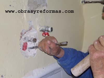 Que significa soñar con picar pared