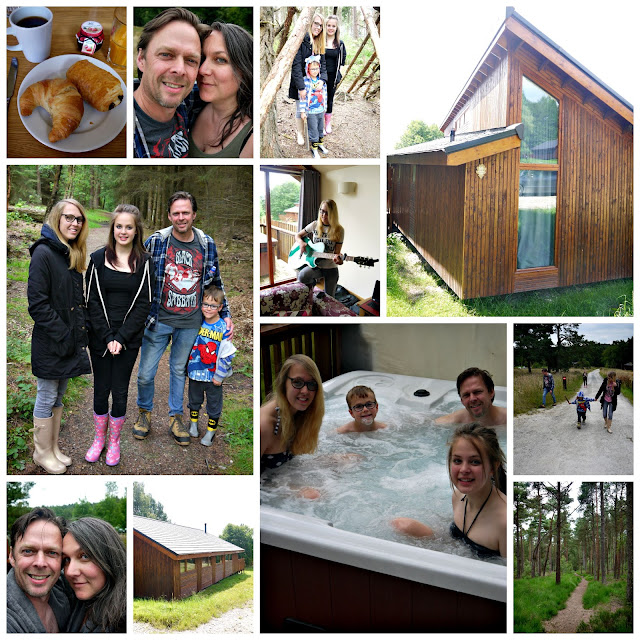 hot tub, holiday, Forest Holidays