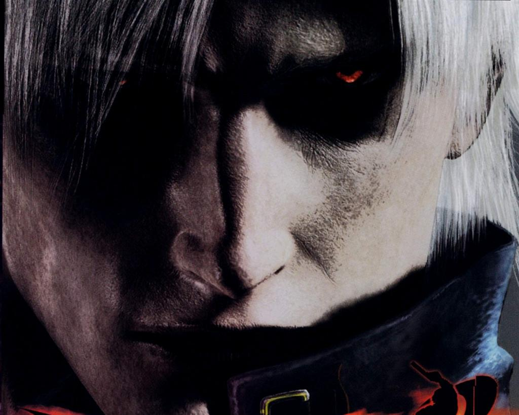 Devil May Cry HD & Widescreen Wallpaper 0.623992152994553