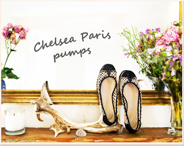Psynopsis Chelsea Paris Pumps