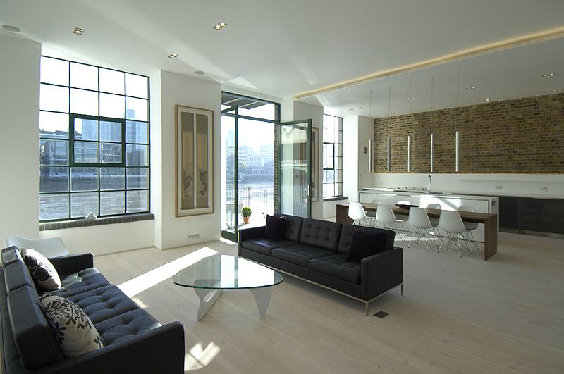 apartamento minimalista con carisma industrial dise ado