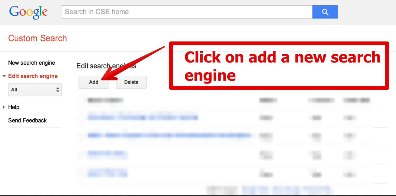 How to Create Your Own Custom Search Engine Using Google CSE