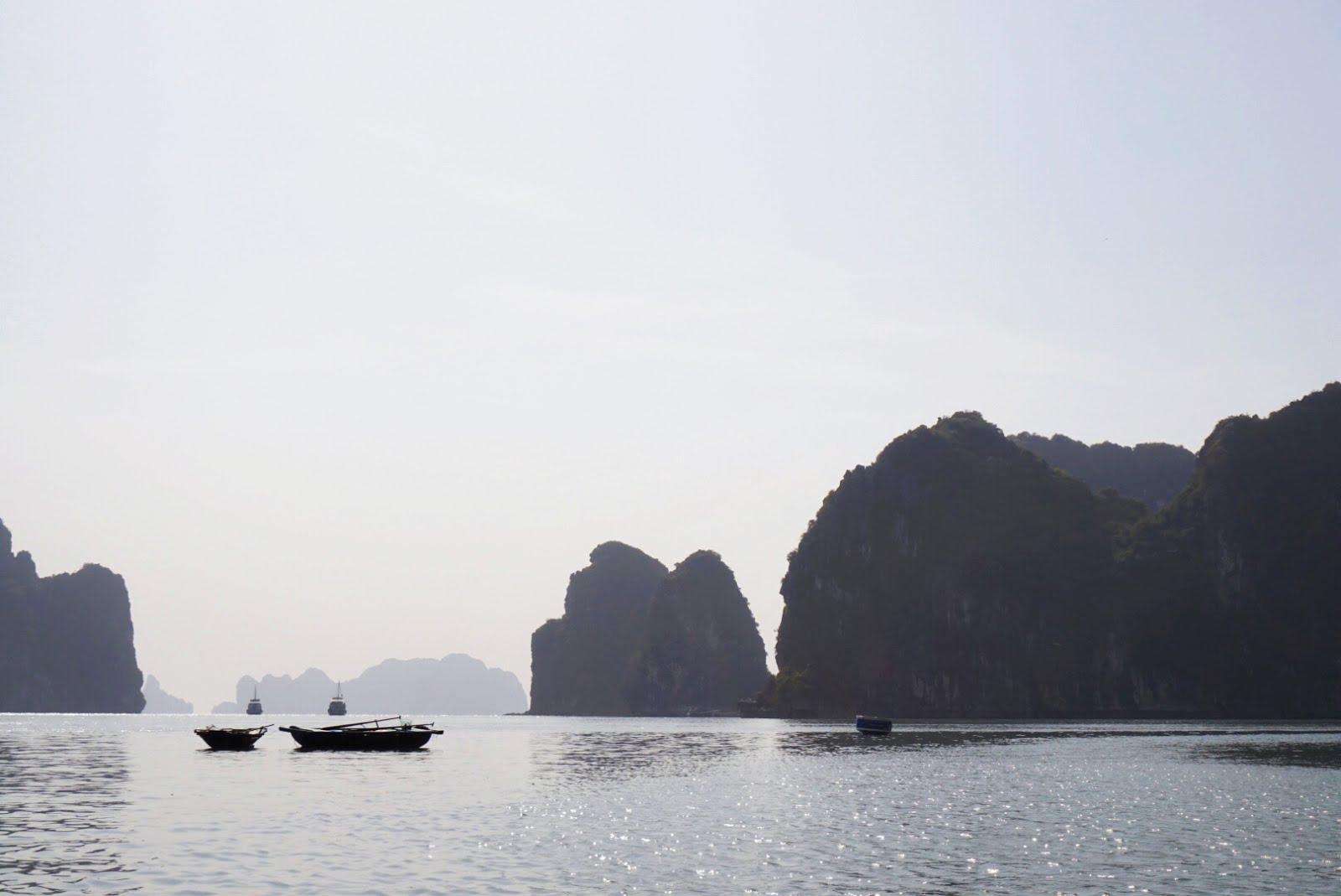 越南河内下龙湾三人行 | 2018