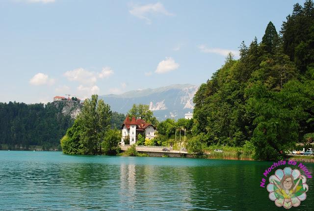 Eslovênia: Lago Bled