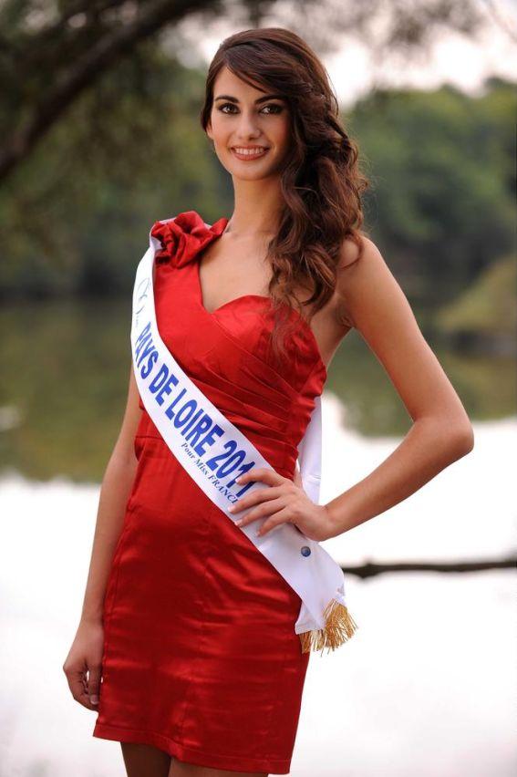 Miss Pays-De-Loire-Mathilde Couly