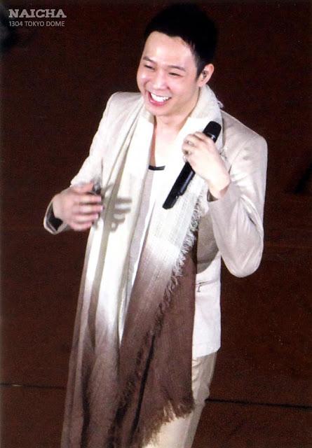 Yoochun Tokyo Dome Konser 01