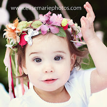 Image courtesy of Elise Marie Photography.....One of my Fairy Ring Crowns