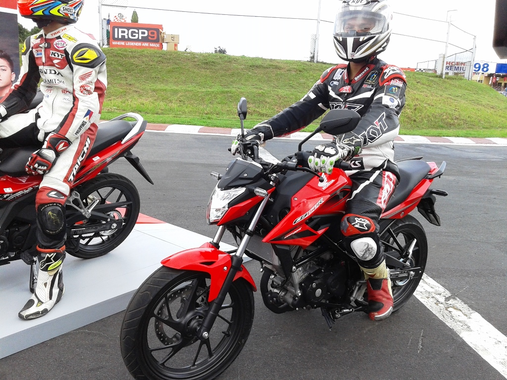 Honda cb150r streetfire soon in the philippines