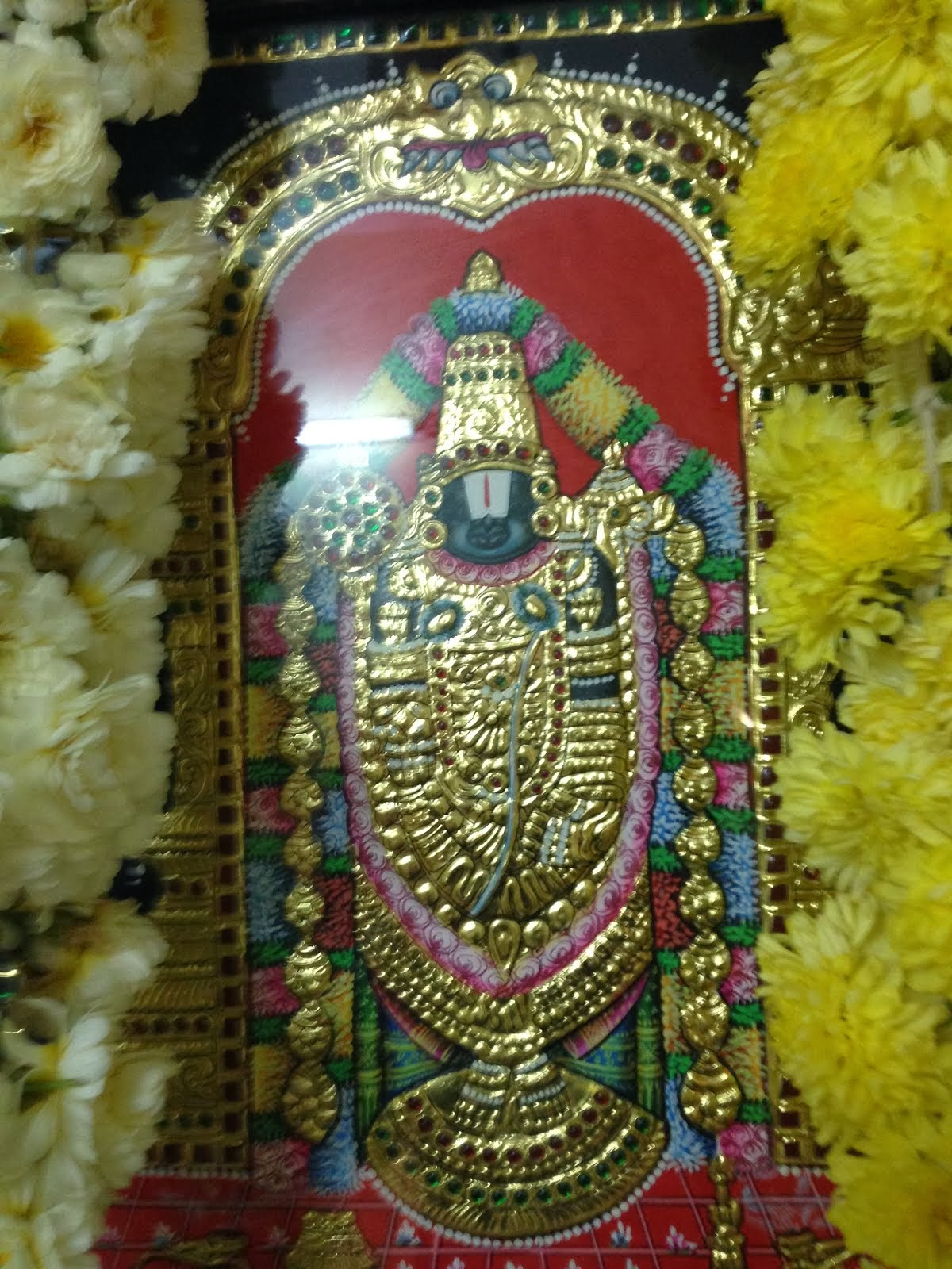 Lord Venketeswara
