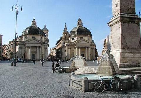 NOVITA' Tour in bici: Gli Obelischi di Roma