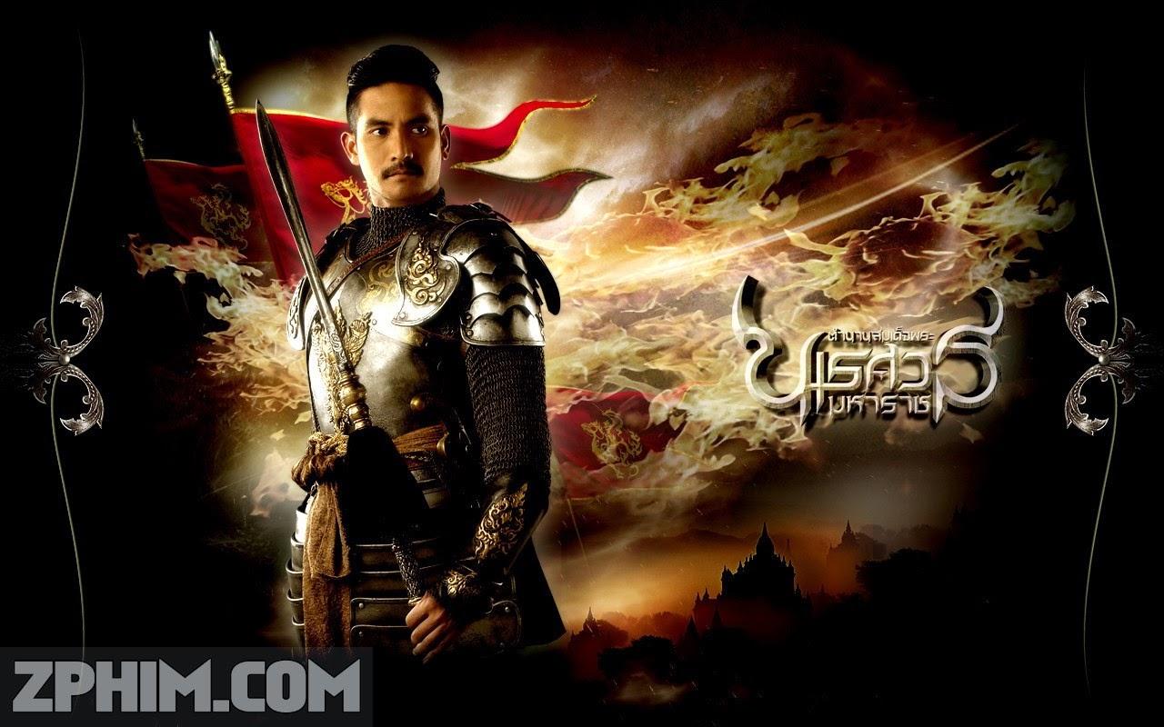 Ảnh trong phim Vương Triều Đẫm Máu - King Naresuan 5 1