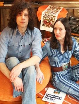 Anne Cunningham and David Lerner