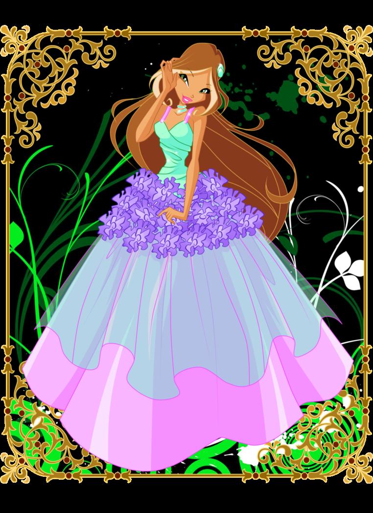 the flower princess