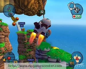 Worms 3D free Download