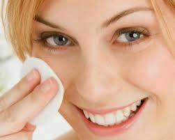 wajah bersih tanpa jerawat