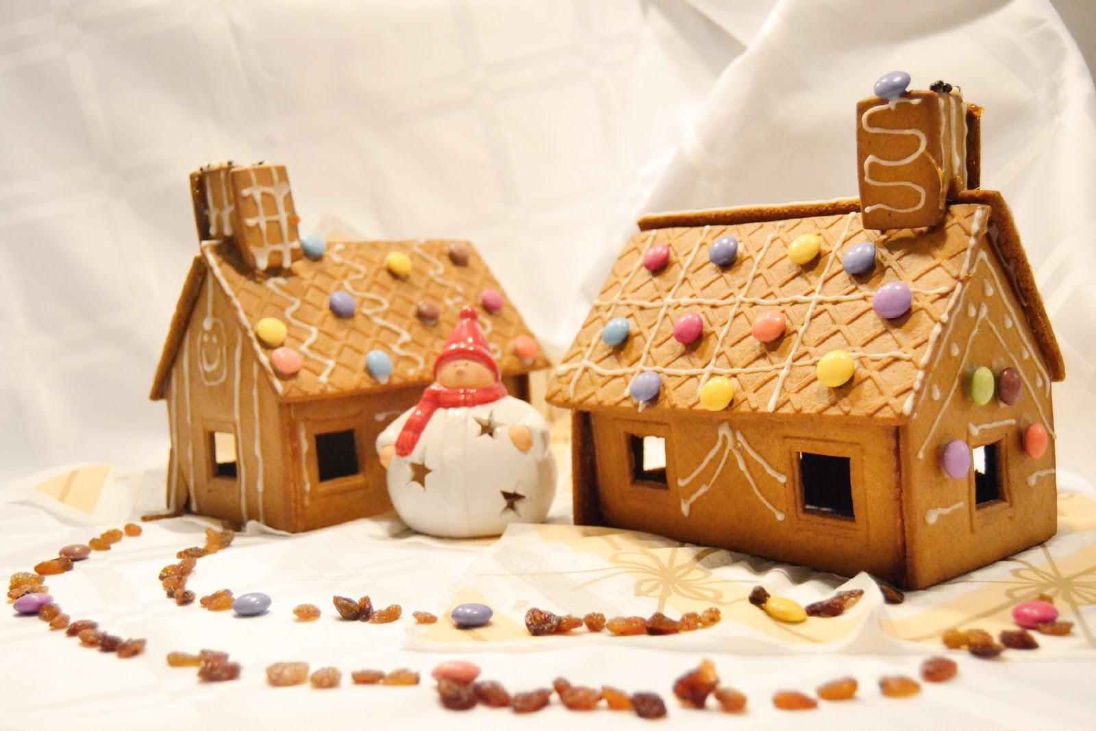 Casetta Di Natale Con Biscotti : Casetta natalizia di biscotti confidenze culinarie